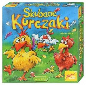 Gra planszowa Skubane Kurczaki Simba 1121800