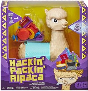 Paki Alpaki Gra zręcznościowa Mattel GGB43