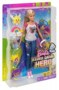 Barbie w świecie gier Komputerowa Ekspertka Mattel DTV96