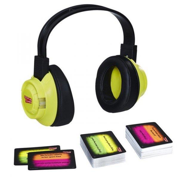 Gra towarzyska ze słuchawkami