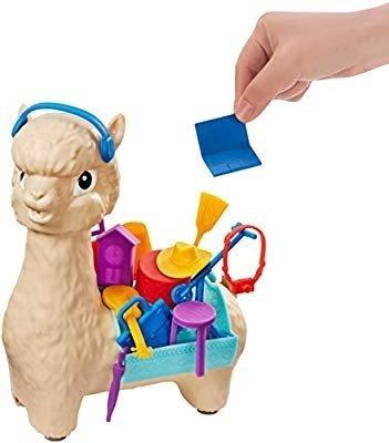 zabawka plująca apaka