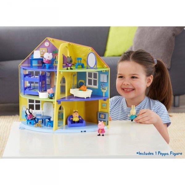 Świnka Peppa Dom Rodzinny TM Toys