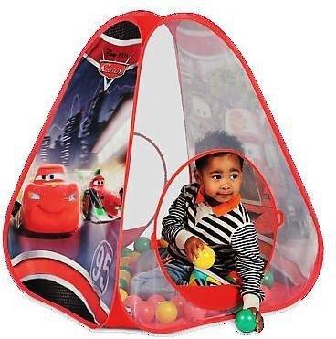 Namiot samorozkładający się Auta Cars