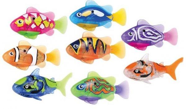 Pływające Rybki zabawka Robo fish