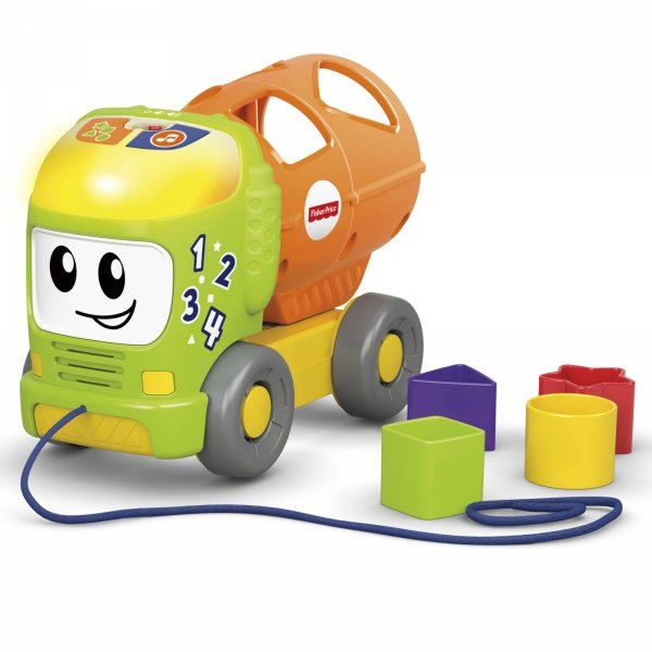 gadająca ciężarówka zabawka