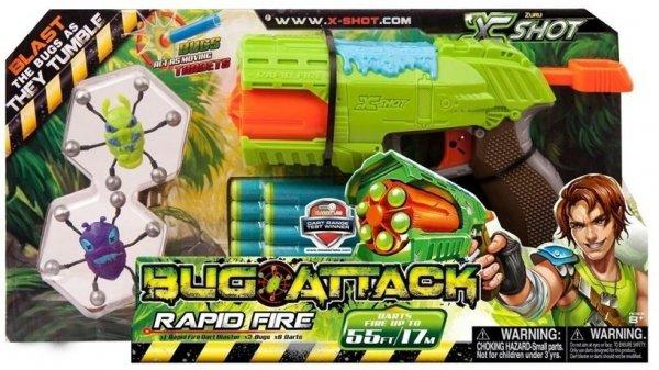 Zuru X-Shot Bug Attack Rapid