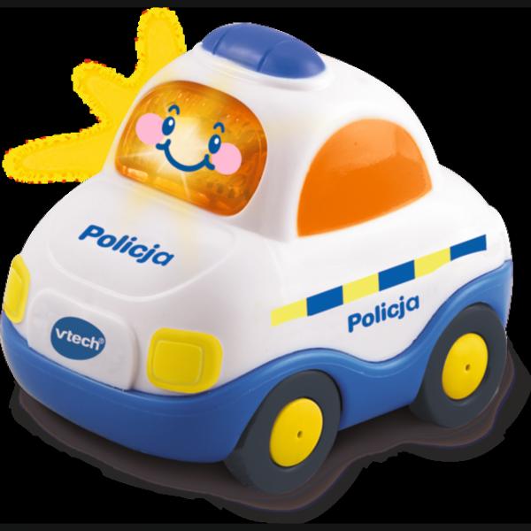 Tut Tut Autka Autko Policja VTech 60557