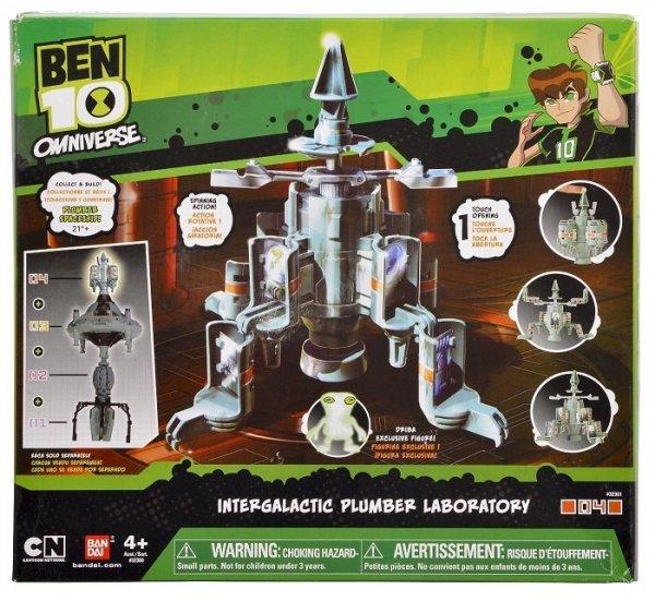 Intergalactic Plumber Laboratory Ben 10