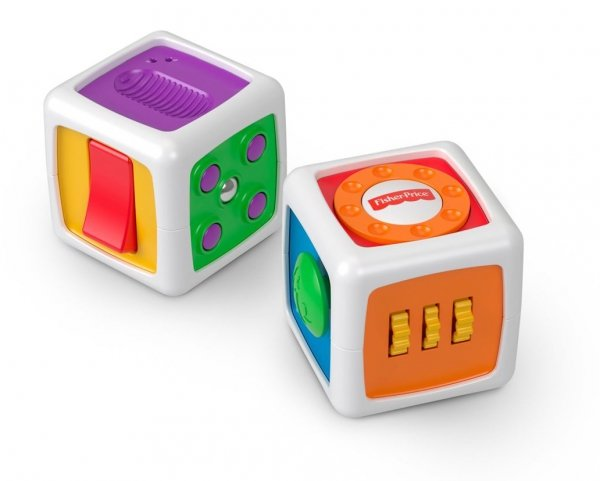 Moja Pierwsza Kostka Fidget Cube Fisher Price
