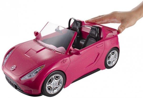 Barbie pojazdy sklep