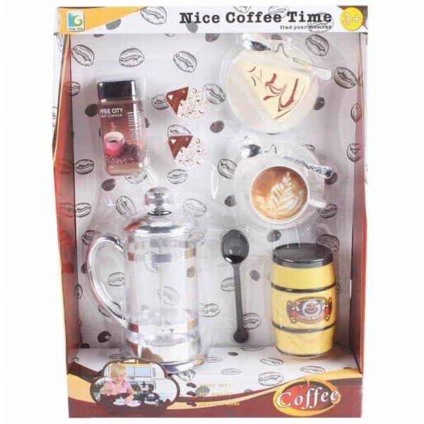 Zabawkowy Zestaw Kawowy Mała Kawiarnia