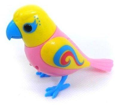 Ćwierkający Ptaszek Parrot Birds Madej 71393