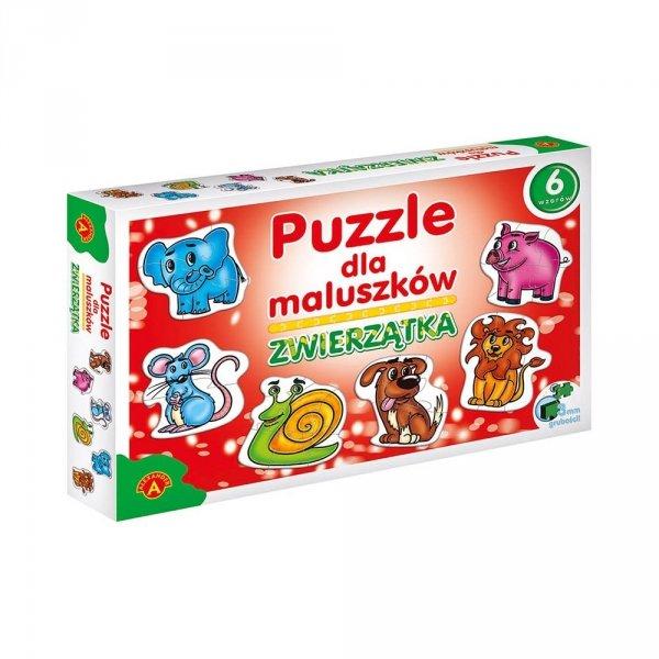 Puzzle dla Maluszków