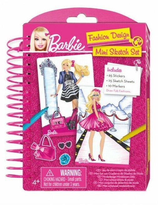 malowanie z Barbie