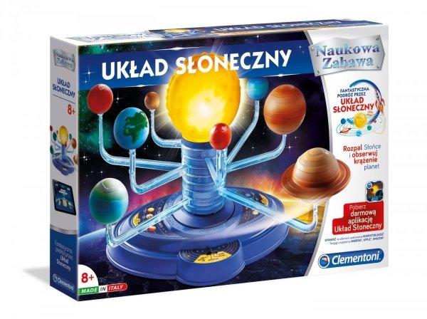 Zabawka Układ słoneczny Clementoni 50107