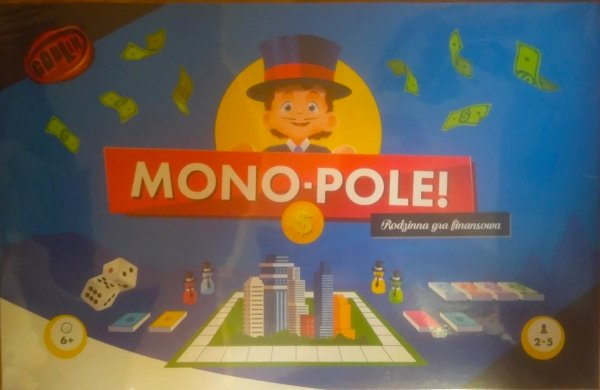 Gra Towarzyska Monopole