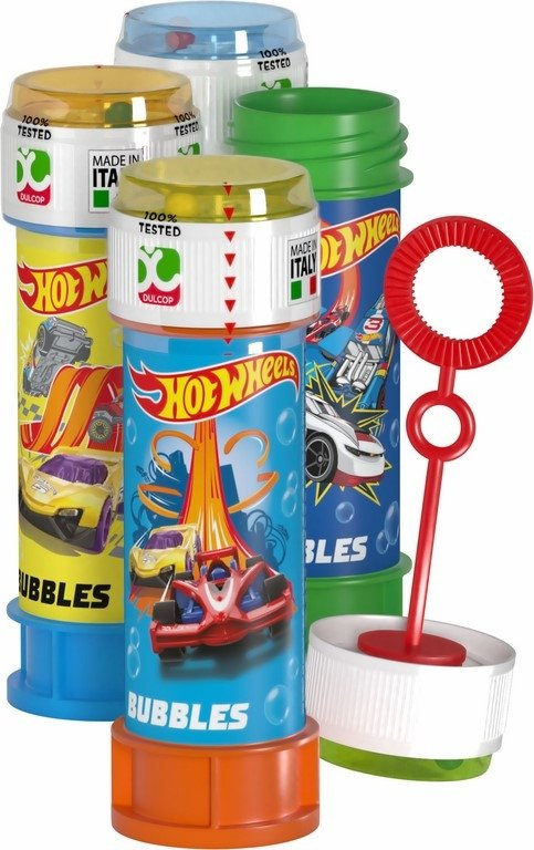 Bańki Mydlane Hot Wheels 60 ml. Brimarex 80250