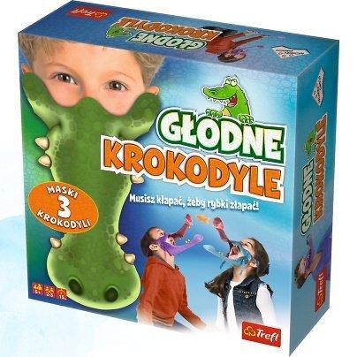 Gra KROKODYLE Głodne krokodyle