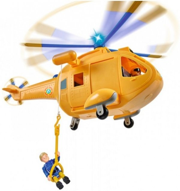 helikopter Strażaka Sama Simba