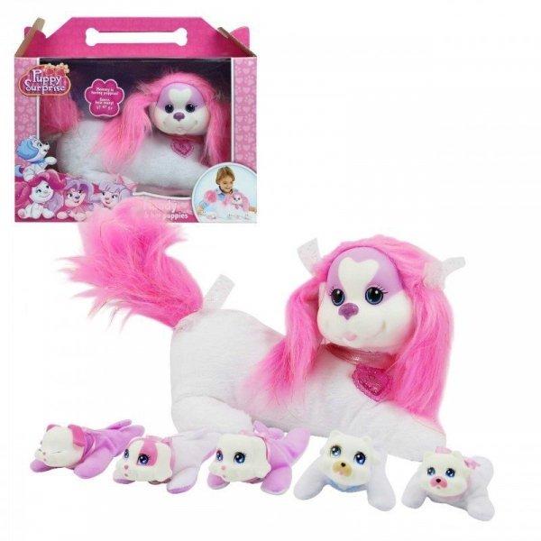Pluszak Puppy Surprise Mandy Małe Pieski TM Toys JPP42147
