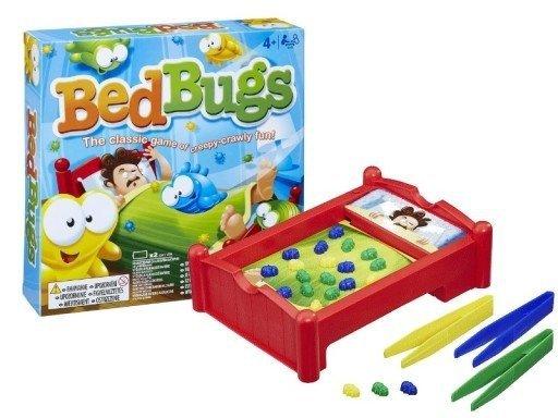 gra zręcznościowa bed bugs