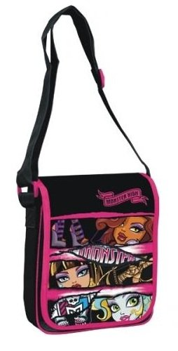 Torba na ramię Monster High Starpak 291196