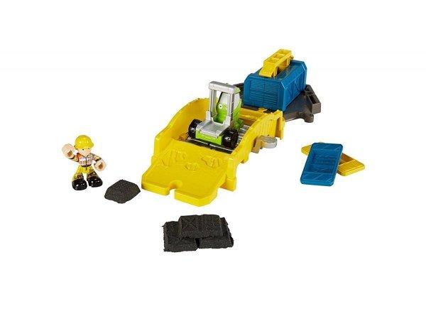 Zabawki plastyczne z Bobem Budowniczym