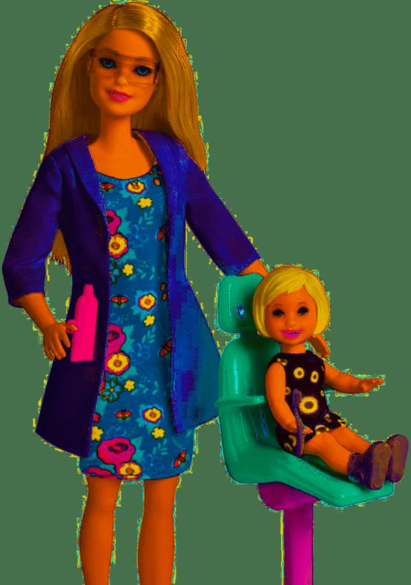 Barbie Dentystka