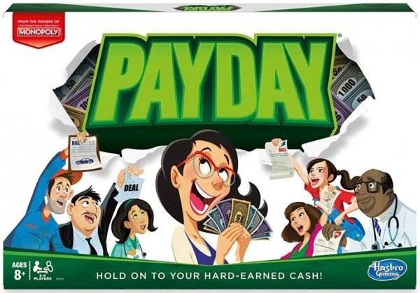 gra monopoly payday hasbro e0751