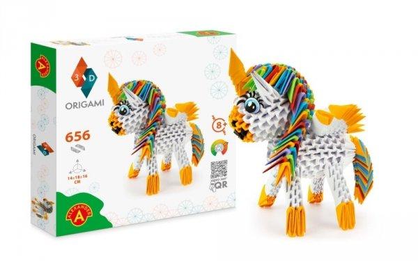 Origami 3D Jednorożec Alexander 2556