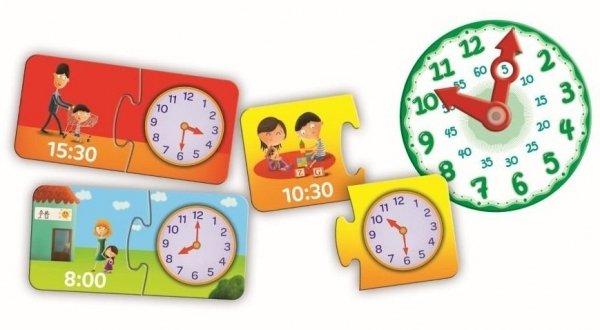 Zegar Mały Odkrywca