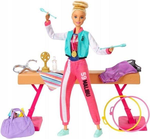 Barbie Gimnastyczka