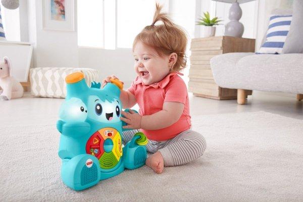 zabawki interaktywne roboty