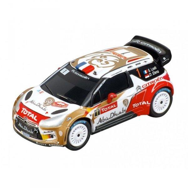 Samochód wyścigowy Carrera