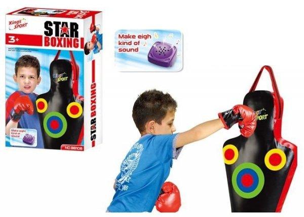 Zestaw bokserski dla dzieci
