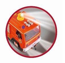 Strażak Sam Wóz strażacki Jupiter
