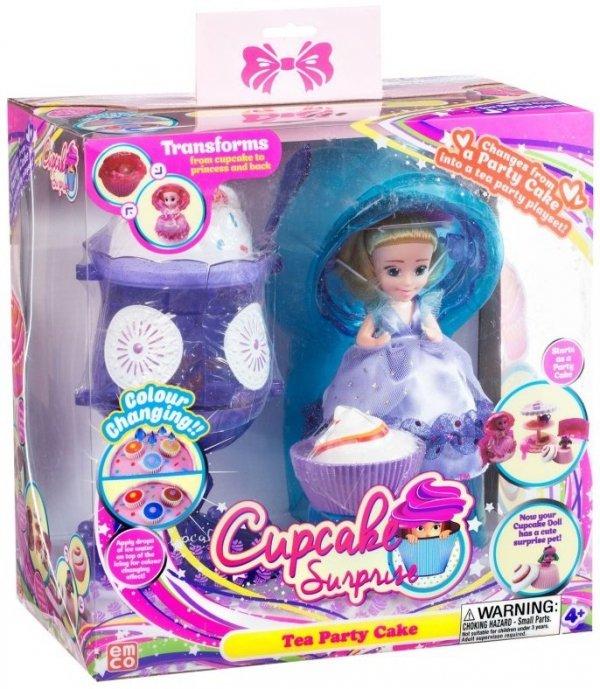 Deser Lodowy Zestaw 2w1 Cupcake Surprise