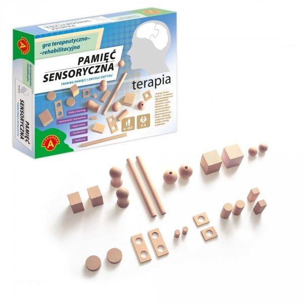 Gra Terapeutyczno-Rehabilitacyjna Terapia Pamięć Sensoryczna Alexander 2360