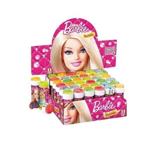 Bańki Mydlane Barbie 60ml Brimarex 55000