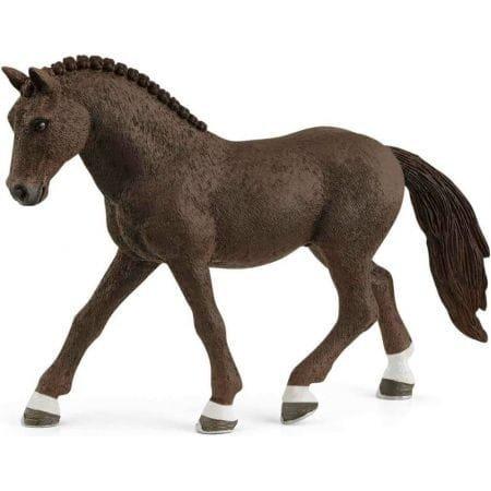 Figurka Konia Wałach Niemieckiego Kuca Wierzchowego Schleich 13926