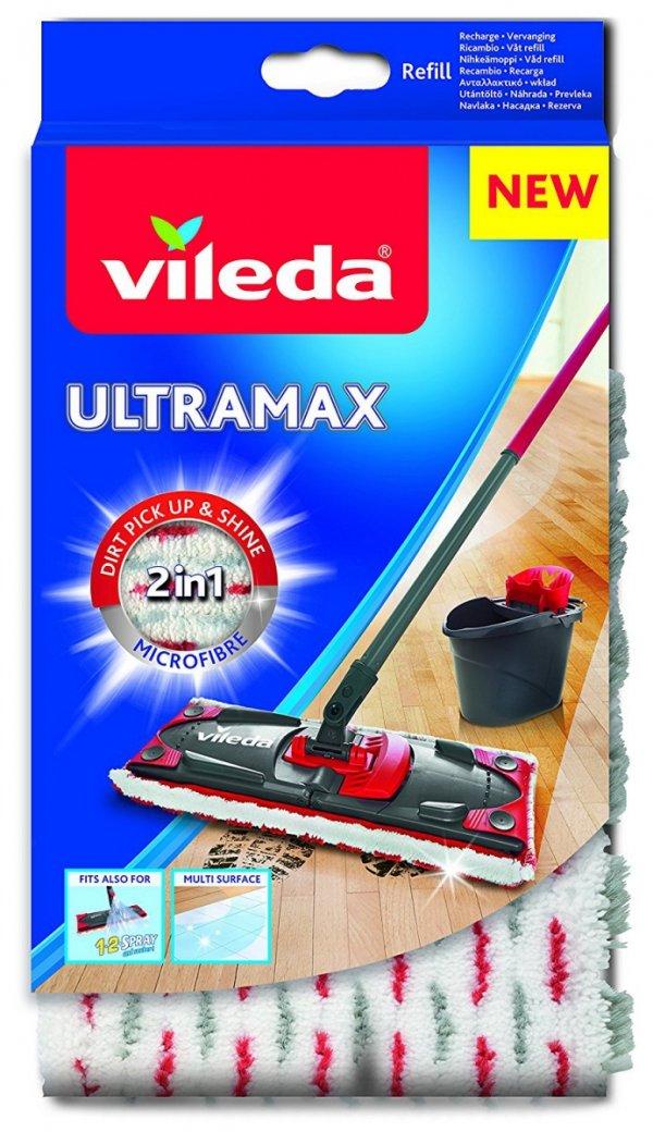 40 stk. VILEDA ULTRAMAX passt zu ULTRAMAT NEU&OVP