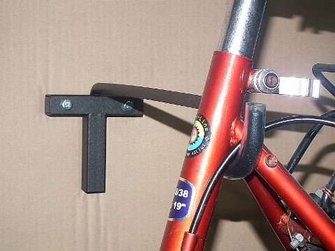 Wieszak na rower R7C