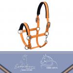 Kantar DOUBLE PIN Eskadron Classic Sports wiosna-lato 2020 - papaya