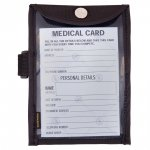 Etui na kartę medyczną zawodnika - BR