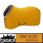 Derka SOFTSHELL FAUXFUR COLLAR - Classic Sports A/W 21 - Eskadron - vintage gold