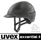 Kask EXXENTIAL II - Uvex - anthracite mat
