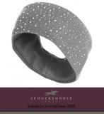 Opaska zimowa CRYSTAL AW20 - Schockemohle - silver