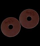 Ślinianki gumowe - BERIS - extra soft