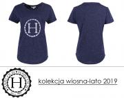 Koszulka FRANCISCO damska kolekcja wiosna-lato 2019 - Harcour