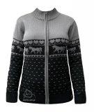 Sweter w koniki Dalarna - BUSSE